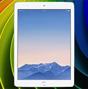 iPad campaign